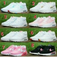Nike Airmax T90 Grade Original Sepatu Wanita Sepatu Cewek