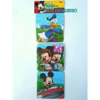 Puzzle - Disney Berkualitas