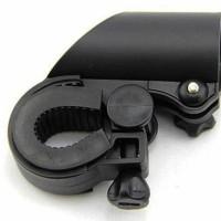 BRACKET Senter Untuk Sepeda Model Pipa / Bike / Breket Limited
