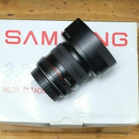 lensa fisheye samyang untuk canon
