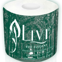 Tisu /Tissu/Tissue LIVI EVO ELEGANT Toilet Roll238's/eceran