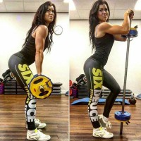 celana fitness,renang,yoga SIX DEUCE FITNESS SERIES 3.0