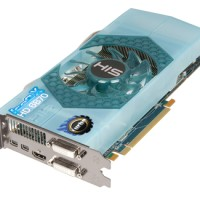 HIS 6870 IceQ X Turbo 1GB GDDR5 256BIT GARANSI 1 TAHUN