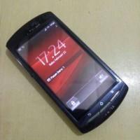 HP Sony Ericsson Xperia Neo MK11I Black Normal Batangan