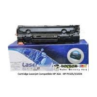 Cartridge Toner Laserjet HP 36A - HP P1505/1505N - Grade A (Compatible