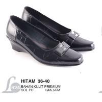 Sepatu Kulit / Sepatu Casual Wanita | Kode L624