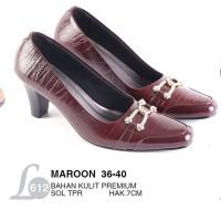 Sepatu Kulit / Sepatu Casual Wanita | Kode L612