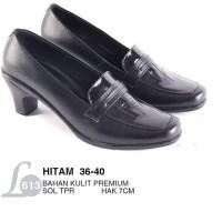Sepatu Kulit / Sepatu Casual Wanita | Kode L613