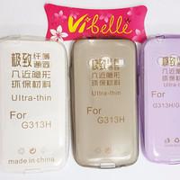 Ultrathin Softcase Samsung Galaxy V Plus ultra thin soft case jely V