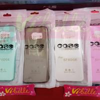 Jual Ultrathin Softcase Samsung S7 EDGE / ultra thin soft case jely S7edge Murah