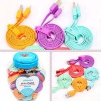 Kabel Vivan Fetucinne CL100 Iphone 5 Candy Colour