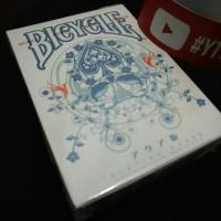 Kartu Sulap (Koleksi) | Bicycle Trandsucer Aqua