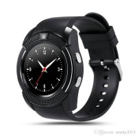 Smart Watch V8 bluetooth support sim card Memory Whats Up
