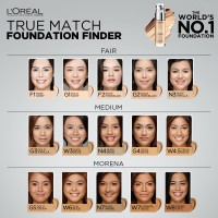 L'OREAL True Match Liquid Foundation / LOREAL 100% ORIGINAL
