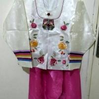 Hanbok korea boy