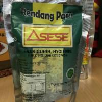 Jual Rendang Paru Asese - 250 gr Murah