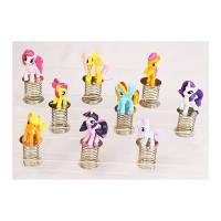 harga Miniatur My Little Pony Spiral Isi 9 (903801036) Tokopedia.com