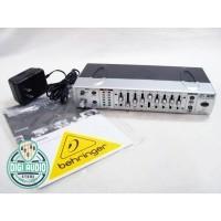harga Behringer MINI FBQ FBQ800 [ FBQ 800 ] 9 Band Graphic Equalizer Tokopedia.com