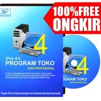Program Toko Profesional | Software Toko | Aplikasi Kasir IPOS 4 Full
