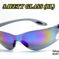 KACAMATA HITAM SAFETY GLASSES KACAMATA SAFETY