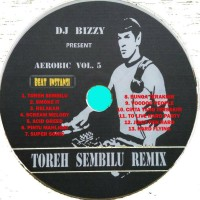 CD SENAM AEROBIC DJ BIZZY TOREH SEMBILU REMIX BEAT INSTANSI