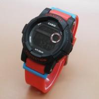 Jam Tangan Wanita Casio Baby G-Shock BG-18051 (Black Strap Red)
