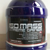 ISO MASS XTREME GAINER 10.11LBS (ISOMASS 10 LBS) (NO SHAKER)