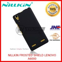 NILLKIN CASE LENOVO A6000 A6010 PLUS BACK CASE HARD CASE CASING COVER