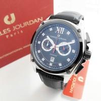 Original Garansi 100% ~ Sport Watch Pria Charles Jourdan 7815B