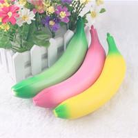 BANANA PINK SQUISHY / replika eric pisang squishi areedy rare slime