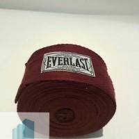 Handwraps Everlast Merah Maroon Red Maroon boxing muaythai