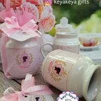 [Souvenir Welcome Baby] Milky Mug - Tema Girl Royal Kingdom