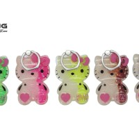 RING STAND WATER SAND MODEL BIG HELLO KITTY