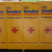 Betadine 30ml