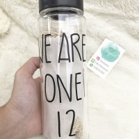 My Bottle+Pouch Custom Nama Botol Tumblr Unik Murah Bisa Custom Gambar