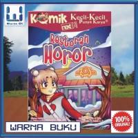 Buku Cerita Anak Komik KKPK Next G Restoran Horor - New