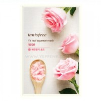 innisfree it's real squeeze mask #rose