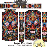 harga Garskin Vaporesso Tarot Pro 160w Motif Skull2, Motif Bisa Request Tokopedia.com