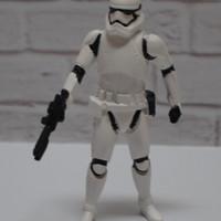 Mainan Disney Star Wars - Hiasan Kue - Toy Rouge One Stormtrooper