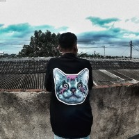 backpatch zombie cat