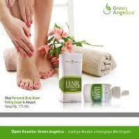 Obat Perontok Bulu Kaki dan Tangan Green Angelica Hair Removal Liquid
