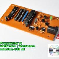Programmer IC at89c2051 at89c4051