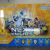 New Lego Lexus Knight Koleksi Terbaru 2017