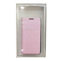 Book Cover For Oppo Find Muse (R821) - Pink