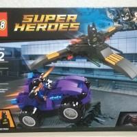 Jual Lego QS08 Super Heroes ( Supeman & Batman ) Murah