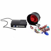 Viola 294 Alarm Mobil Set Komplit Kunci Remote Control