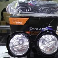 LAMPU MOBIL FOGLAMP ALL NEW AVANZA / ALL NEW XENIA 2012 - 2014