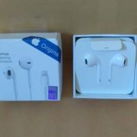 Headset Earphone Apple iPhone 7 Original 100%