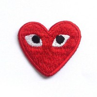 Patch Iron Heart Eye