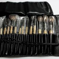 Bobbi Brown Make Up Brush Kuas MakeUp 18 pcs 18pcs Dompet Tali Black